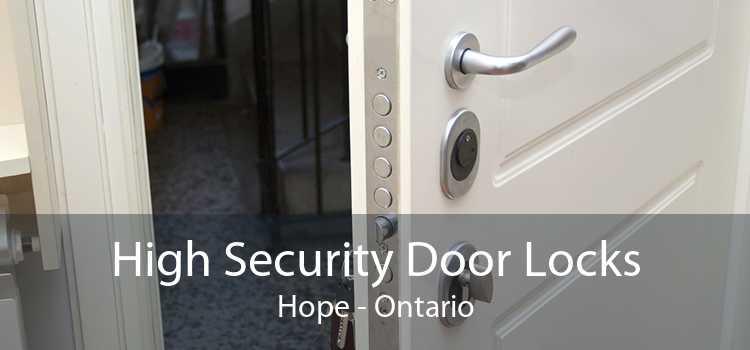 High Security Door Locks Hope - Ontario