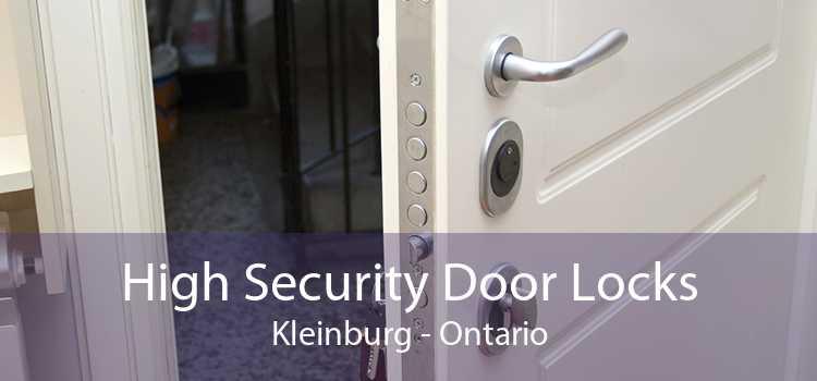 High Security Door Locks Kleinburg - Ontario
