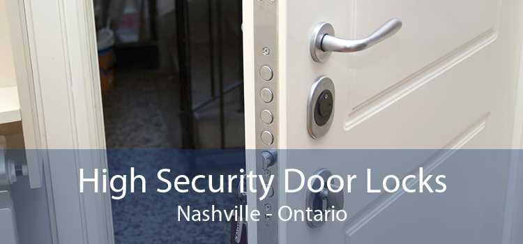 High Security Door Locks Nashville - Ontario