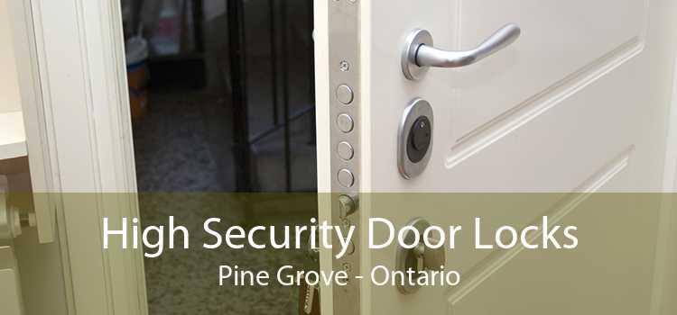 High Security Door Locks Pine Grove - Ontario