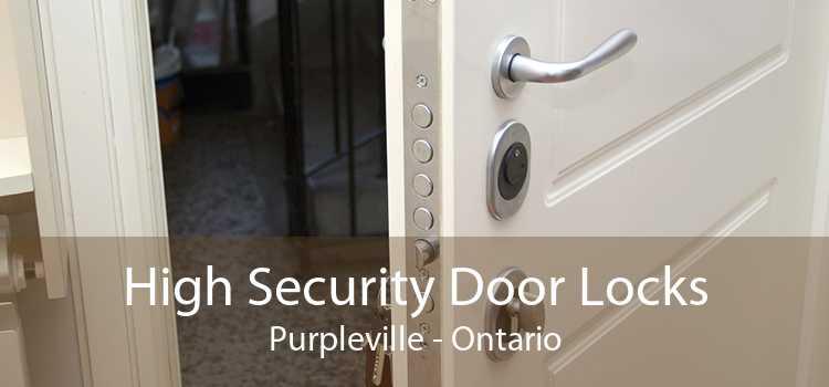 High Security Door Locks Purpleville - Ontario