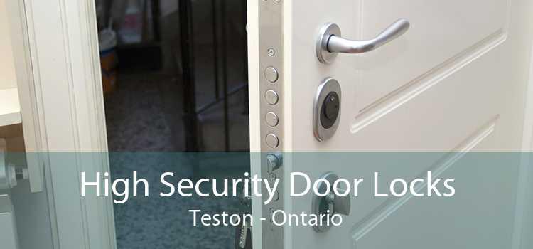 High Security Door Locks Teston - Ontario