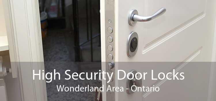 High Security Door Locks Wonderland Area - Ontario