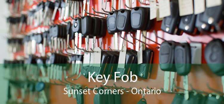 Key Fob Sunset Corners - Ontario