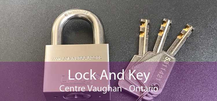 Lock And Key Centre Vaughan - Ontario