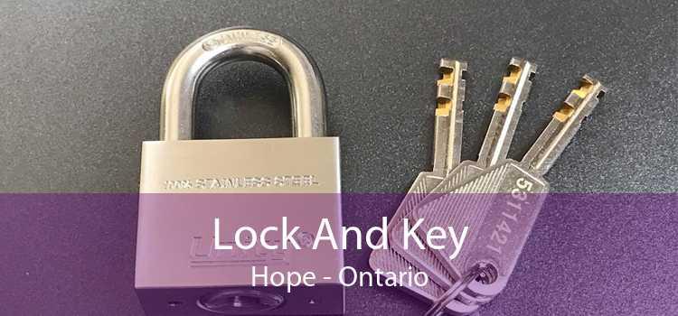 Lock And Key Hope - Ontario