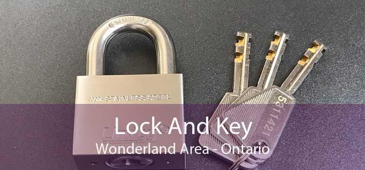 Lock And Key Wonderland Area - Ontario
