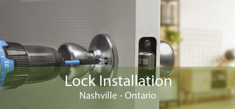 Lock Installation Nashville - Ontario