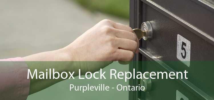 Mailbox Lock Replacement Purpleville - Ontario
