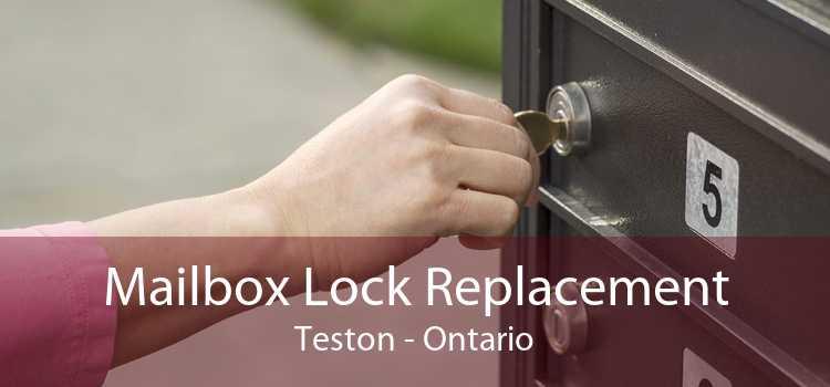 Mailbox Lock Replacement Teston - Ontario