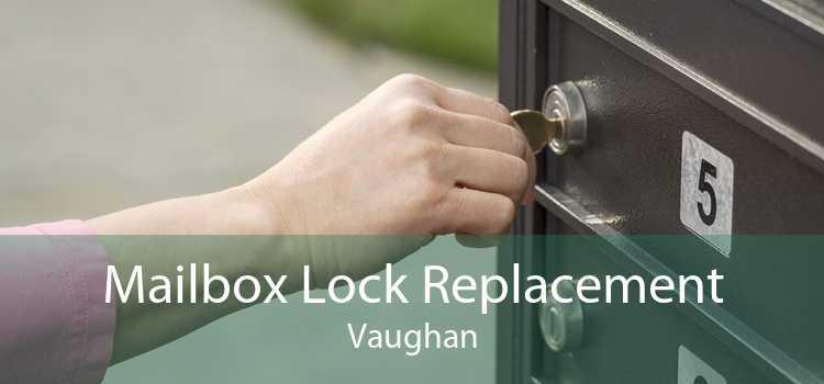 Mailbox Lock Replacement Vaughan