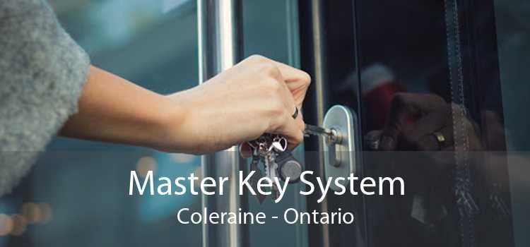 Master Key System Coleraine - Ontario
