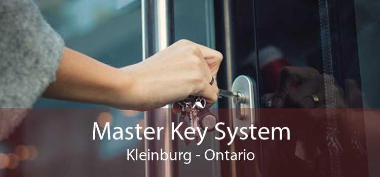 Master Key System Kleinburg - Ontario