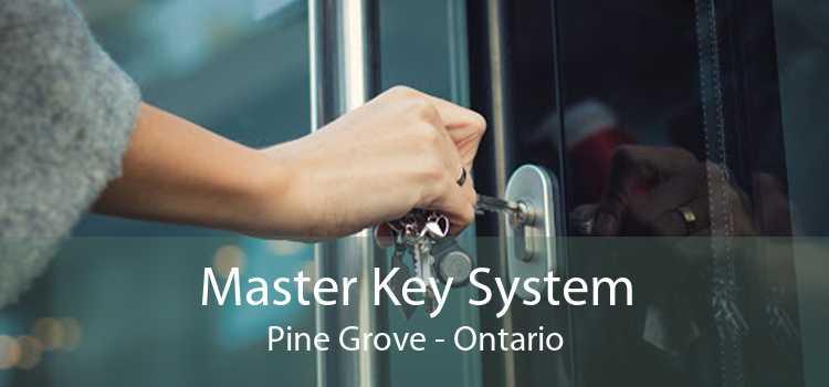 Master Key System Pine Grove - Ontario