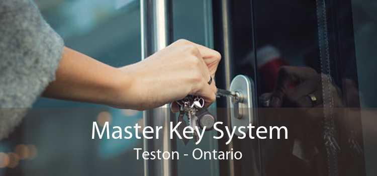 Master Key System Teston - Ontario
