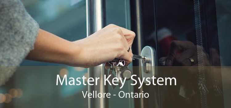 Master Key System Vellore - Ontario