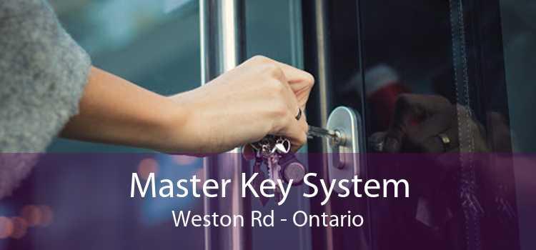 Master Key System Weston Rd - Ontario