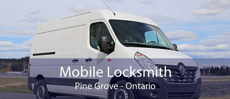 Mobile Locksmith Pine Grove - Ontario