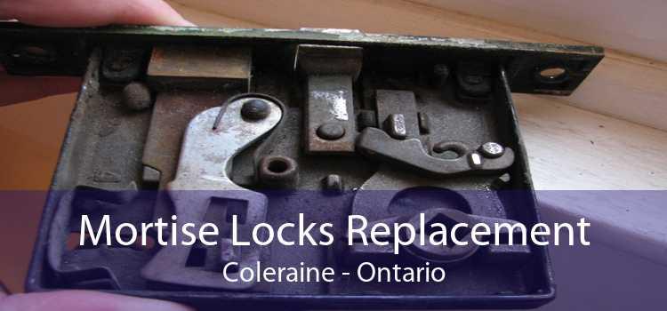 Mortise Locks Replacement Coleraine - Ontario