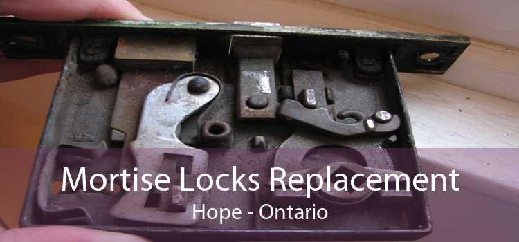 Mortise Locks Replacement Hope - Ontario