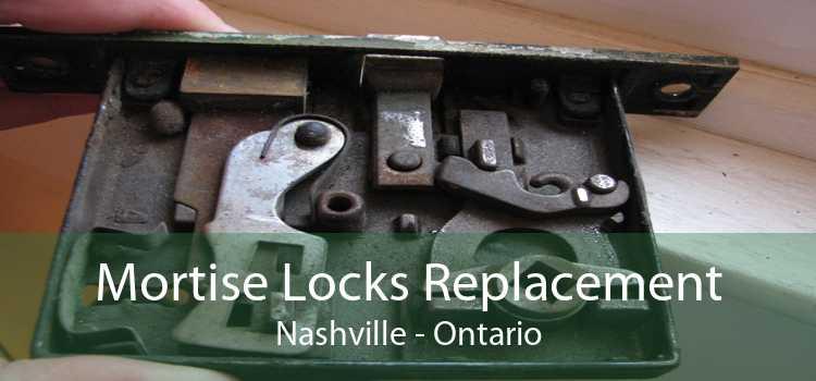 Mortise Locks Replacement Nashville - Ontario