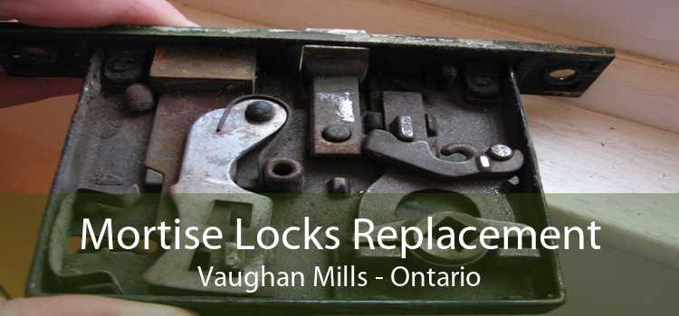 Mortise Locks Replacement Vaughan Mills - Ontario