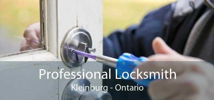 Professional Locksmith Kleinburg - Ontario