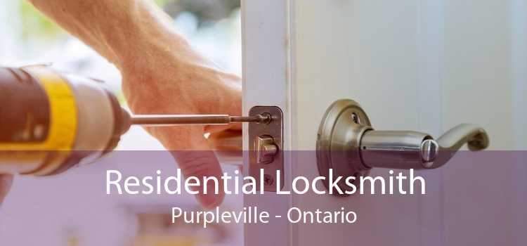 Residential Locksmith Purpleville - Ontario