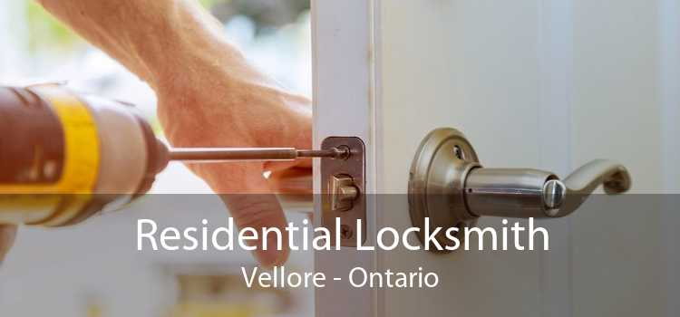 Residential Locksmith Vellore - Ontario