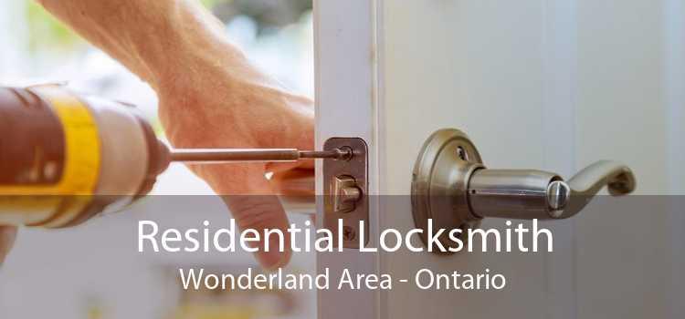Residential Locksmith Wonderland Area - Ontario