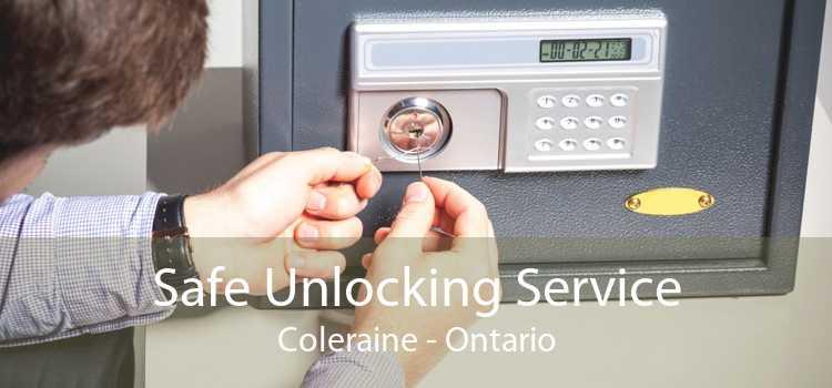 Safe Unlocking Service Coleraine - Ontario