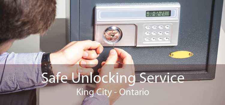Safe Unlocking Service King City - Ontario