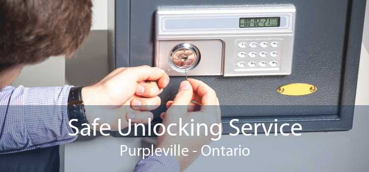 Safe Unlocking Service Purpleville - Ontario