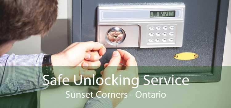 Safe Unlocking Service Sunset Corners - Ontario