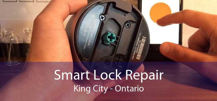 Smart Lock Repair King City - Ontario