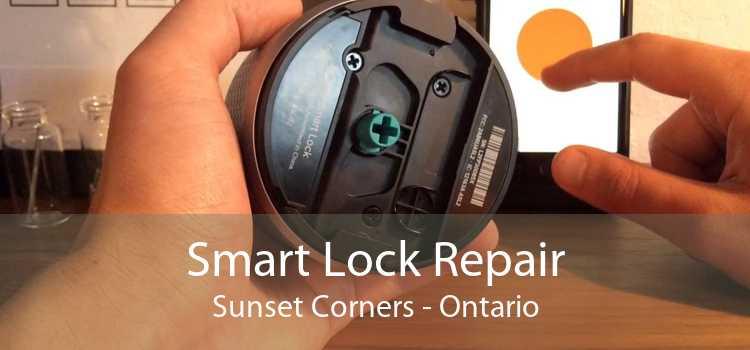 Smart Lock Repair Sunset Corners - Ontario