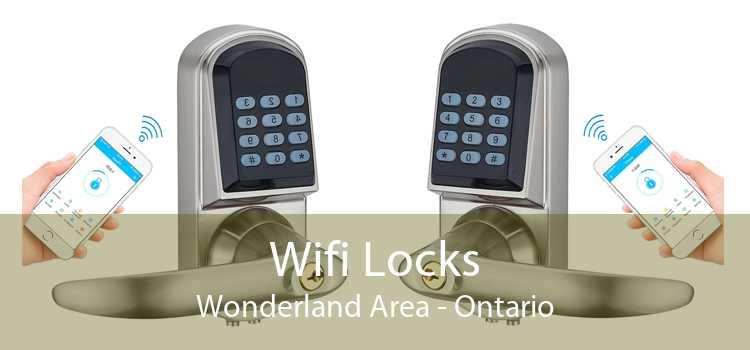 Wifi Locks Wonderland Area - Ontario